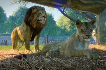 Planet Zoo - еще одна игра от создателей Elite Dangerous