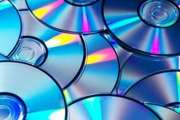 Продажи дисков Blu-ray сократились вдвое за последние 5 лет