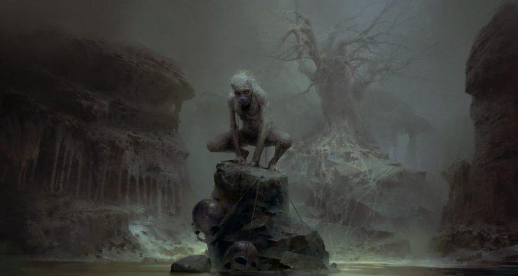 Project Wight переименован в Darkborn