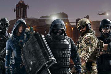 Rainbow Six Siege вознаградит игроков за найденные ошибки