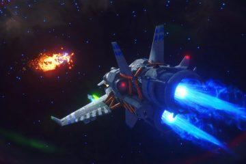 Разработчики Rebel Galaxy Outlaw провели трансляцию, представляющая геймплей игры