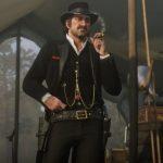 Red Dead Redemption - одинаковый монолог в обоих частях