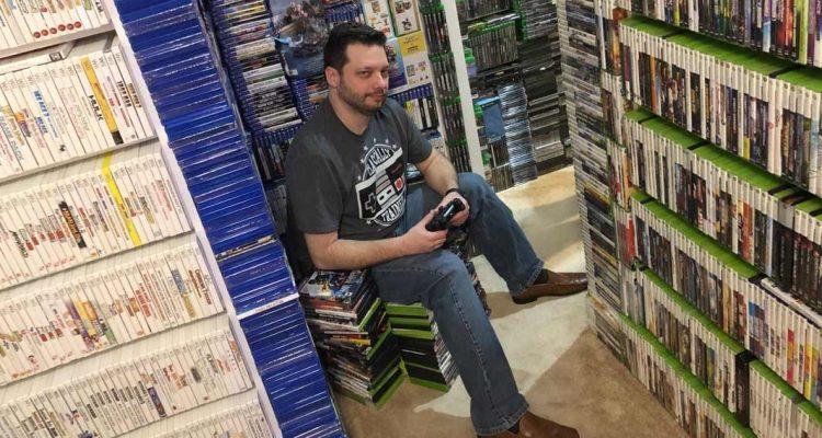 Самая большая коллекция игр в мире
