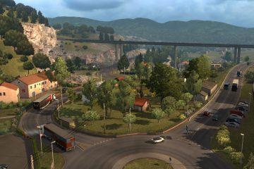 Сардиния - новая карта в Euro Truck Simulator 2