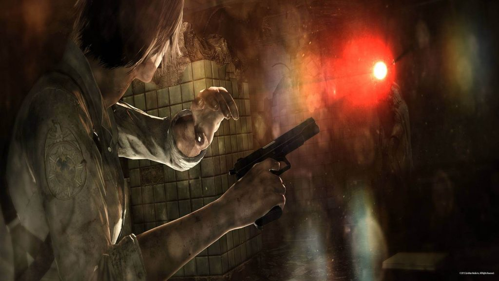Тень – The Evil Within: The Assignment и The Consequence