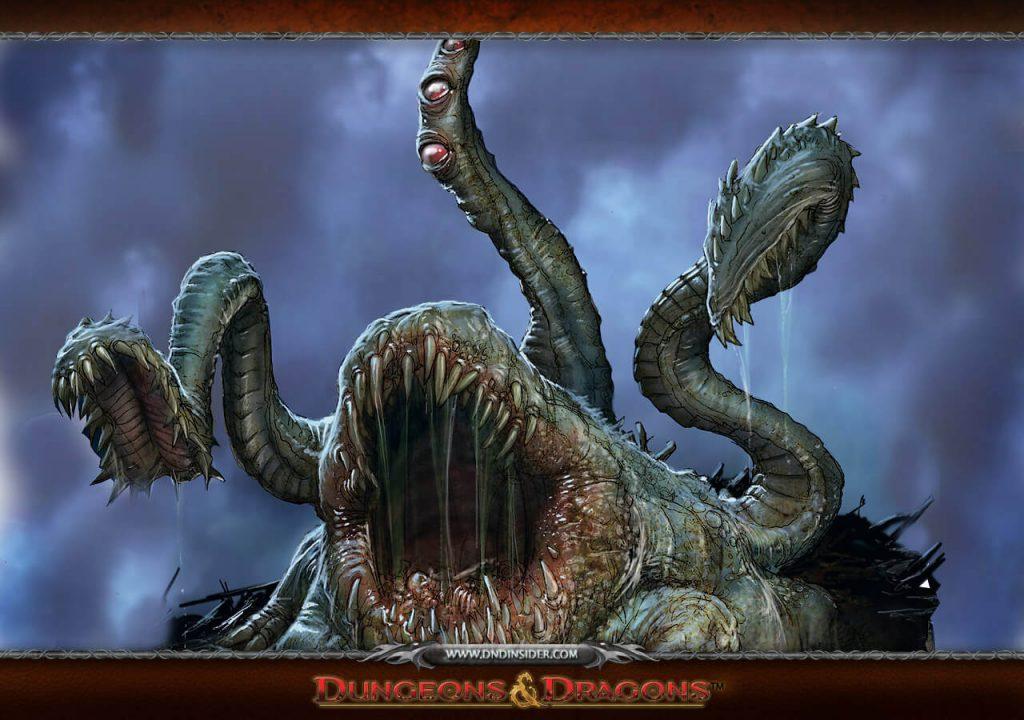 Отидж – Dungeons & Dragons