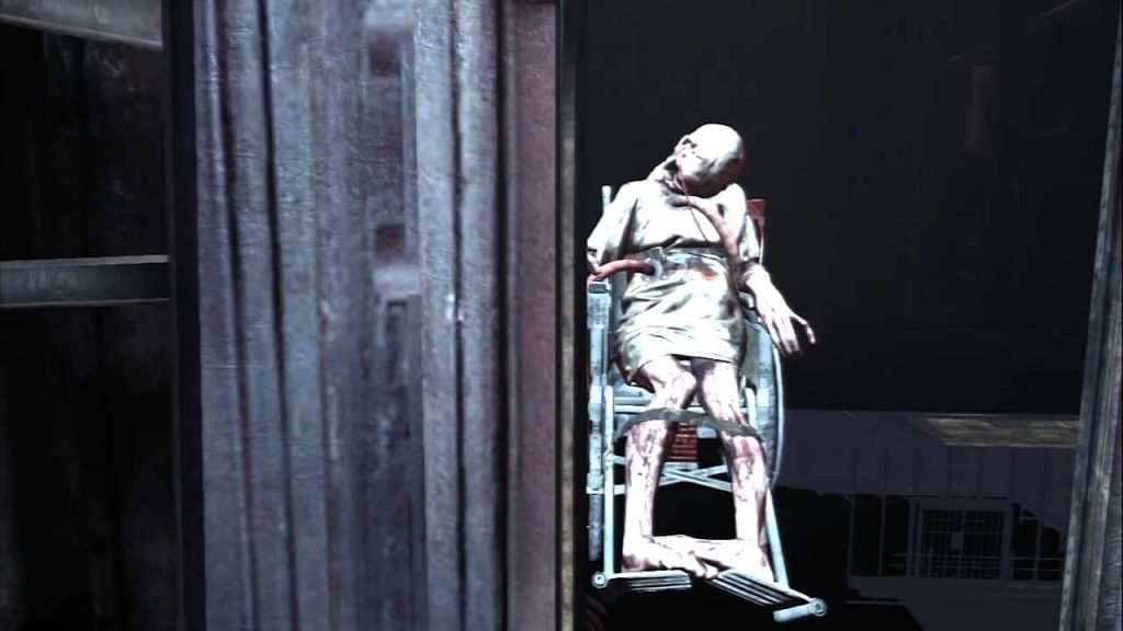 Колясочник – Silent Hill Downpour
