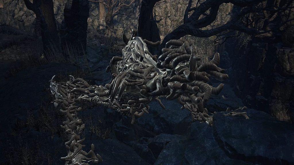 Заражённый труп – Dark Souls 3