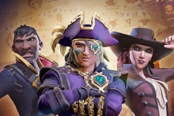 Юбилейное обновление Sea of Thieves наконец-то раскроет весь потенциал игры