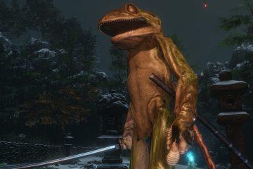 Набор костюмов для Sekiro позволит вам сыграть Эммой, Генитиро или гигантской ящерицей