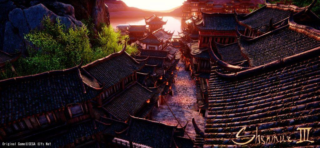 Shenmue III — всё, что мы знаем об игре
