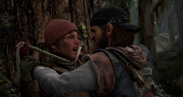 Sony представила новый трейлер Days Gone