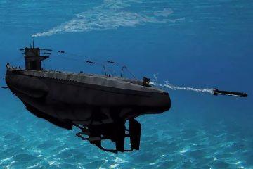 Состоялся релиз симулятора подводной лодки - UBOAT