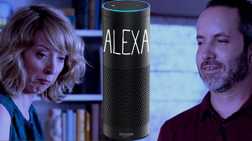 """Сотрудники Amazon подслушивают """"разговоры"""" с Алексой"""