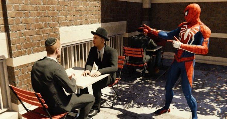 Создатель игры Spider-Man раскрыл деталь, которую до сих пор никто не заметил