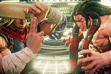 Street Fighter 5: Arcade Edition будет доступен бесплатно в ближайшие две недели