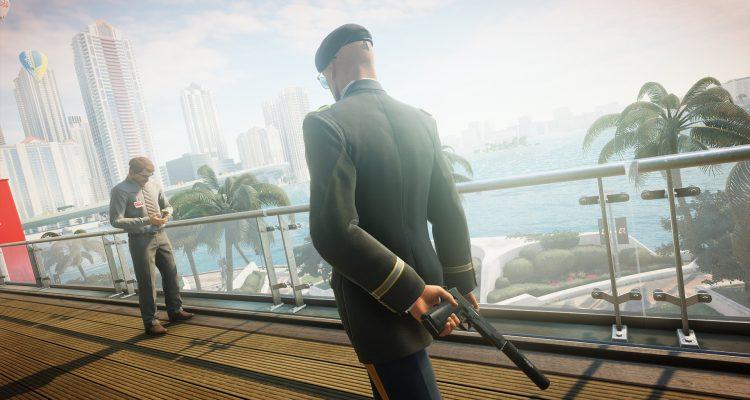 Студия IO Interactive рассказала о планах развития Hitman 2