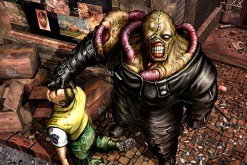 Так мог бы выглядеть Resident Evil 3 Remaster с текстурами, улучшенными нейросетью ESRGAN