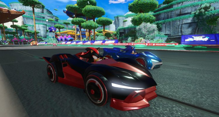 Team Sonic Racing в новом атмосферном трейлере