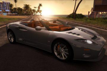 Test Drive Unlimited - мод Platinum добавляет в игру более 880 автомобилей