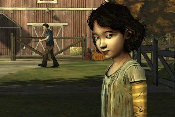 Тяжелая история Клементины из The Walking Dead