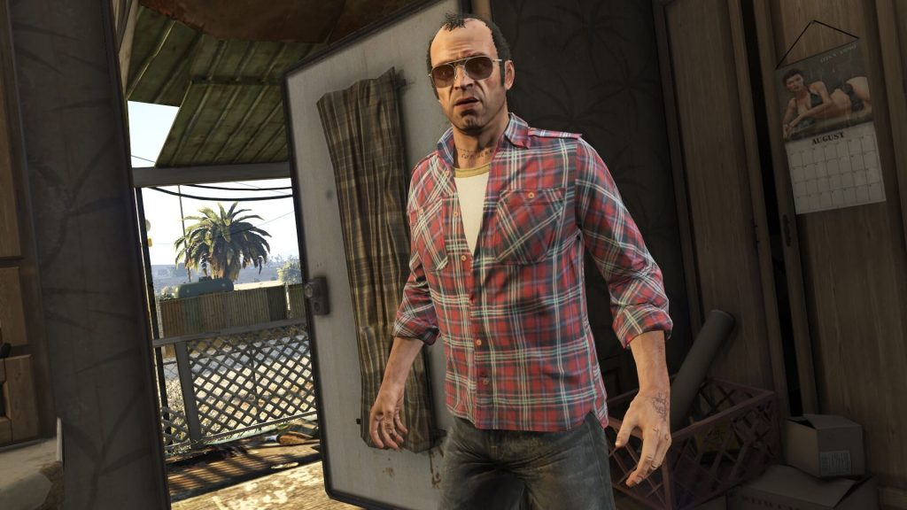 Тревор Филлипс - Grand Theft Auto V