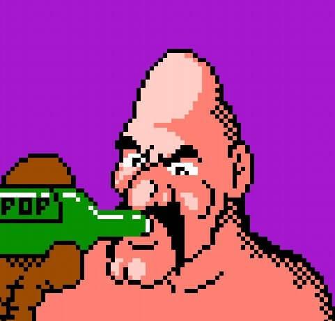 Soda Popinsky - Punch-Out