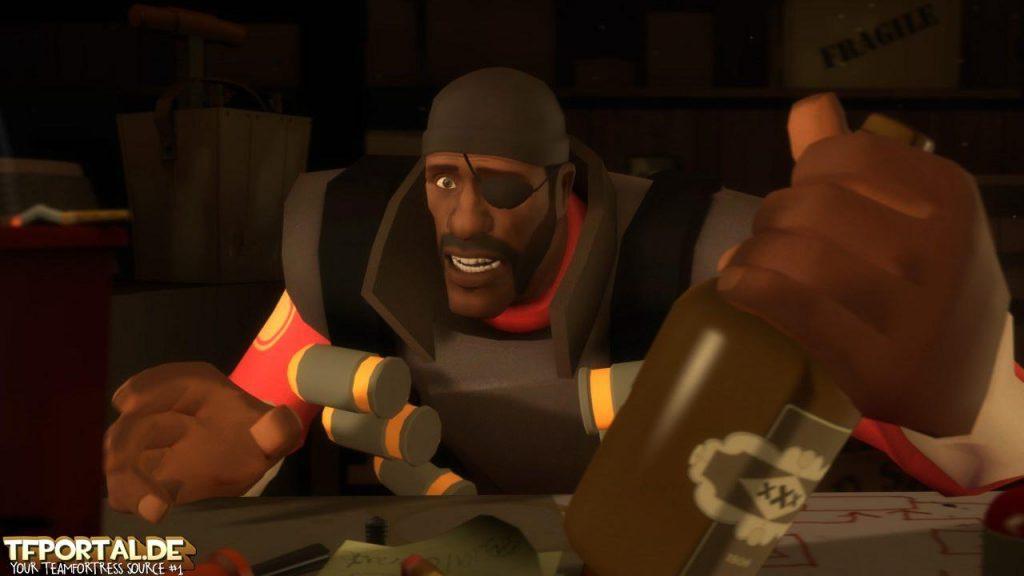Demoman - Team Fortress 2