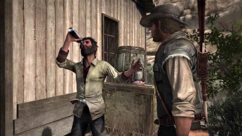 Irish - Red Dead Redemption