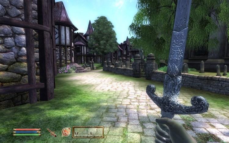 Три нововведения в TES4: Oblivion, которые сегодня стали стандартными решениями