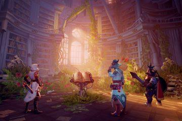Trine 4 - создатели представили геймплейное видео