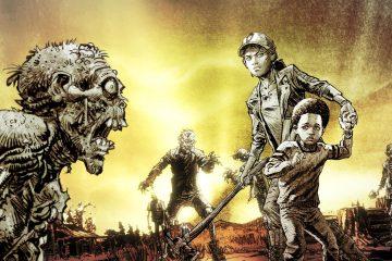 В команде Skybound Games было пять человек, когда они решили спасти The Walking Dead