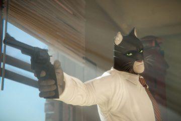 В новом нуар-детективе 1950-х главным героем будет частный сыщик в облике кота