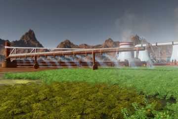 В следующем дополнении к Surviving Mars будет терраформинг