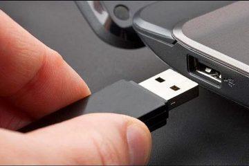 В Windows 10 нам больше не нужно безопасно извлекать USB-накопитель