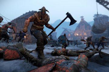 Valhall - королевская битва во времена викингов
