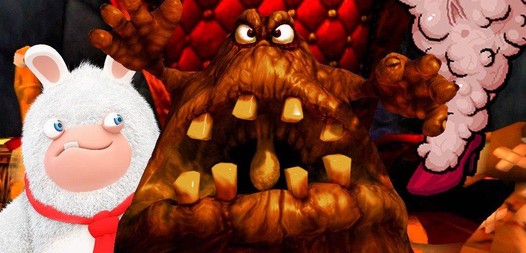 20 самых странных игровых боссов