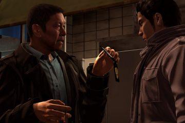 Yakuza 5 - создатели представили обновлённую версию