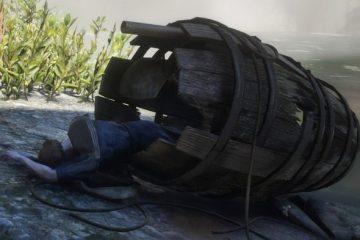 Женщина в дубовой бочке - отсылка в Red Dead Redemption 2
