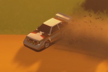 Art of Rally - стилизованная гоночная игра от создателя Absolute Drift