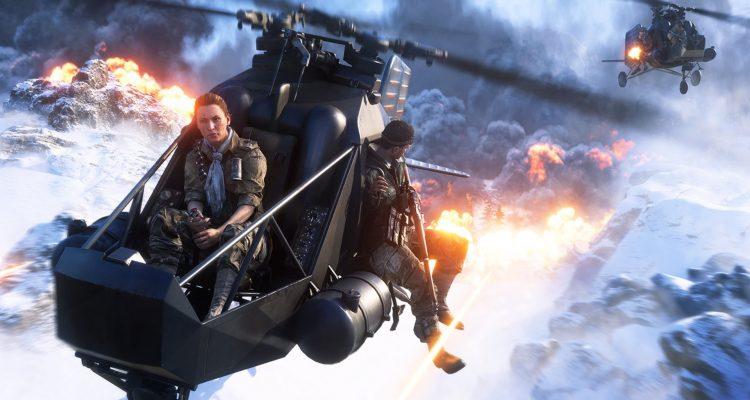 Battlefield 5: Firestorm - в игре появятся частные серверы