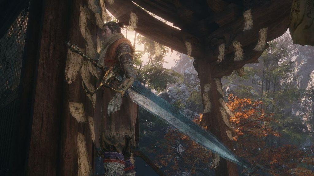 Добавьте меч лунного света