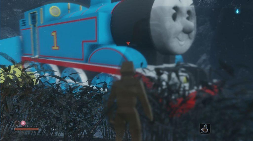 Добавьте Паровозика Томаса