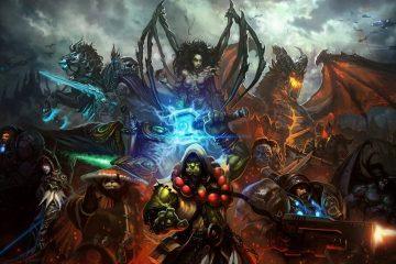 Blizzard не откажется от игр для ПК, в пользу мобильного рынка