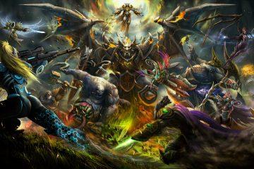 Blizzard работает над самым большим количеством проектов в своей истории