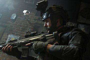 Call of Duty: Modern Warfare объявлена дата выхода
