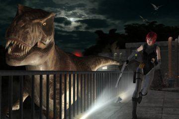 Вышел HD-текстурпак для Dino Crisis, созданный нейросетью