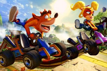 Crash Team Racing - представлен новый ролевой режим