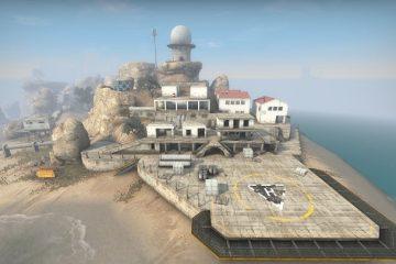 CS: GO с новой картой в режиме Battle Royale