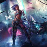 Cyberpunk Red - создаётся альтернативная версия RPG-игры 90-х годов